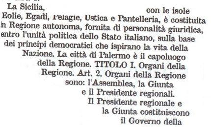 Riusciranno le 'anime' del sicilianismo a trovare una sintesi politica, oltre alle 'marce' e alle 'celebrazioni'?