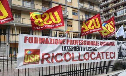 Gli impegni assunti dal vice premier Luigi Di Maio per i disoccupati della Formazione Professionale della Sicilia