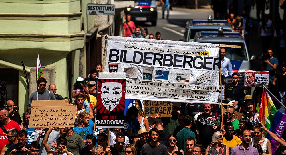 Diego Fusaro racconta in poche righe il gruppo di Bilderberg