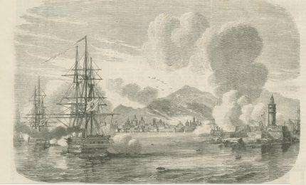 La vera storia dell'impresa dei Mille 26/ Il bombardamento di Palermo concordato tra servizi segreti inglesi e i generali borbonici traditori