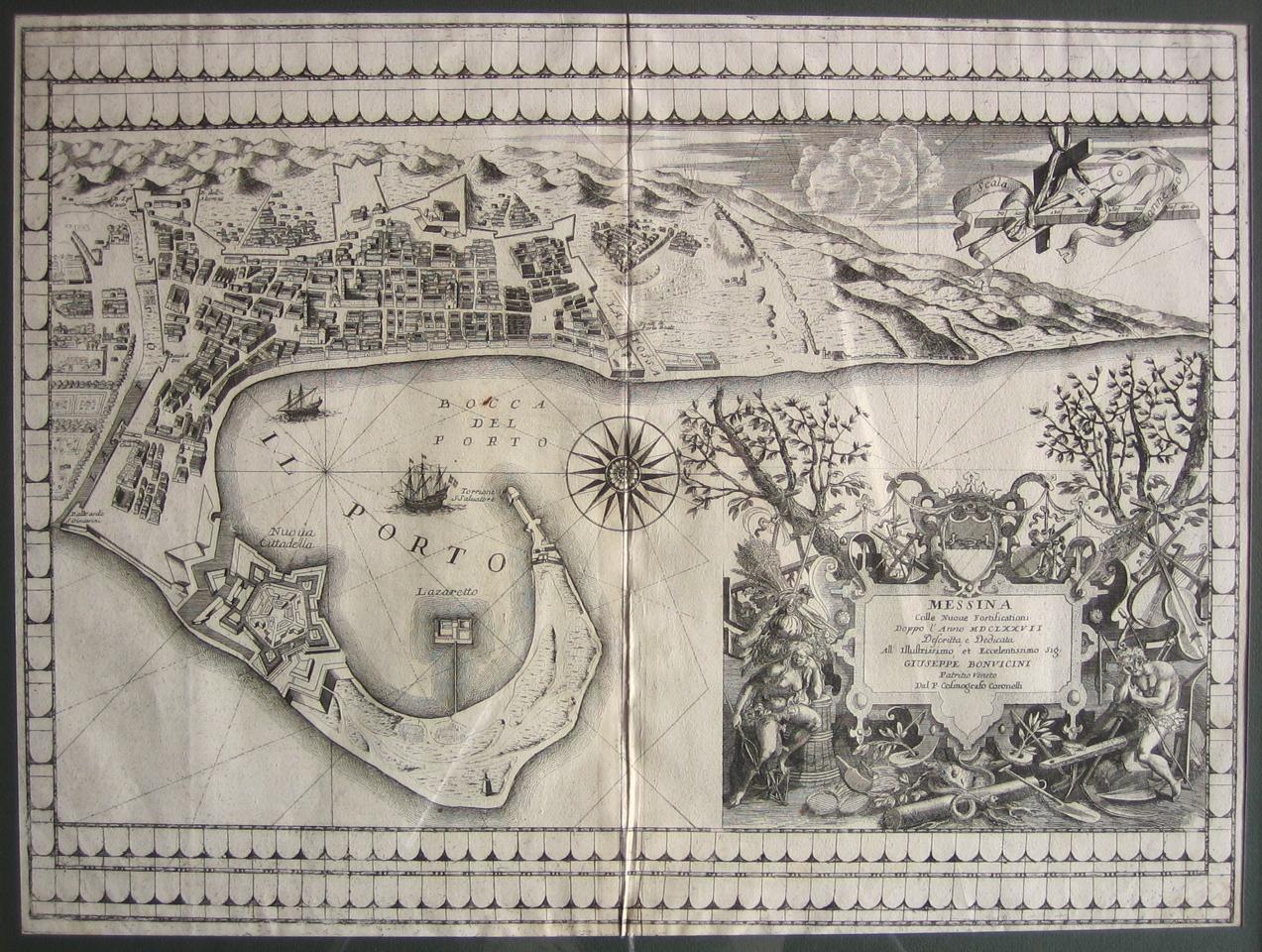 Schegge di storia 8/ Il falso storico del bombardamento di Messina disonestamente attribuito a Ferdinando II di Borbone