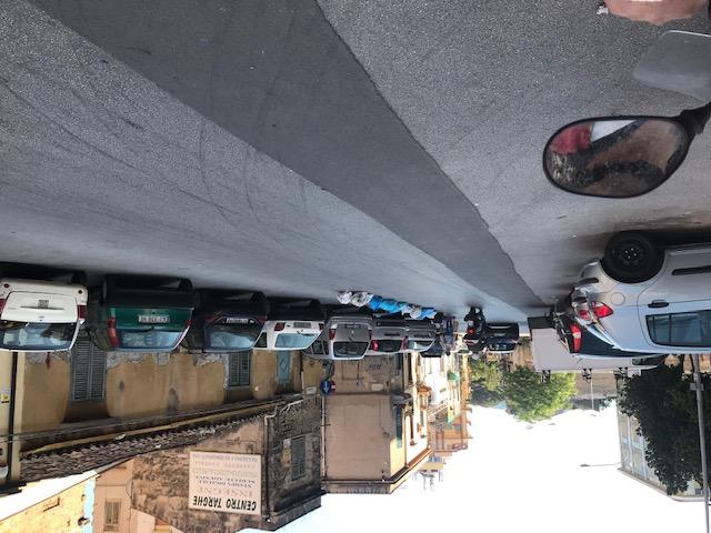 Palermo, fantasie di munnizza On the Road