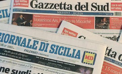 POLITICANDO/ 5 giornate di sciopero dei poligrafici del Giornale di Sicilia