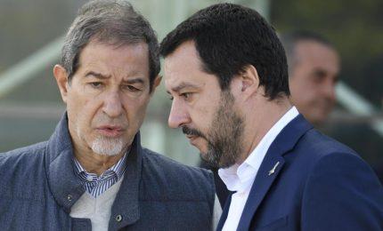 POLITICANDO/... e adesso il presidente Musumeci vuole fa' l'autonomista con la Lega di Salvini...