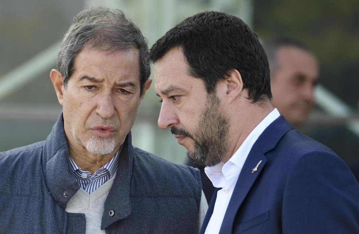 POLITICANDO/… e adesso il presidente Musumeci vuole fa' l'autonomista con la Lega di Salvini…