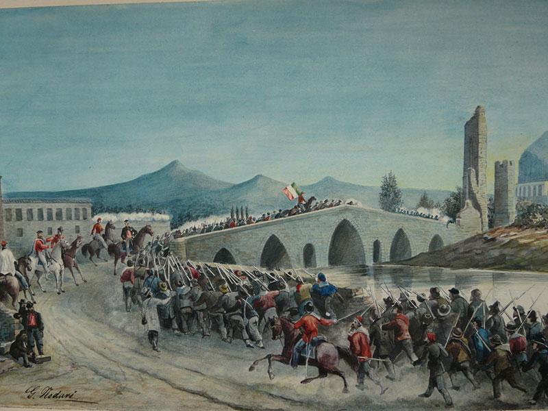 La vera storia dell'impresa dei Mille 25/ La battaglia al Ponte dell'Ammiraglio: 4 mila tra garibaldini e mafiosi contro 260 reclute! Ma non si vergognano?
