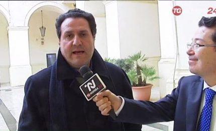 Sistema idrico di Puglia, Lucania e Irpinia: no alla privatizzazione da parte del senatore Saverio De Bonis (VIDEO)