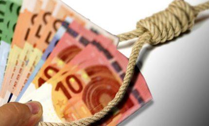 """Crediti deteriorati, la denuncia della FABI: """"Rischio usura ai danni di cittadini e imprese"""""""