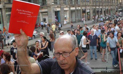 """Salvatore Borsellino non andrà in Commissione Antimafia: """"Prima l'Agenda Rossa"""""""
