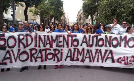 La crisi di Almaviva che annuncia mille e 600 licenziamenti a Palermo