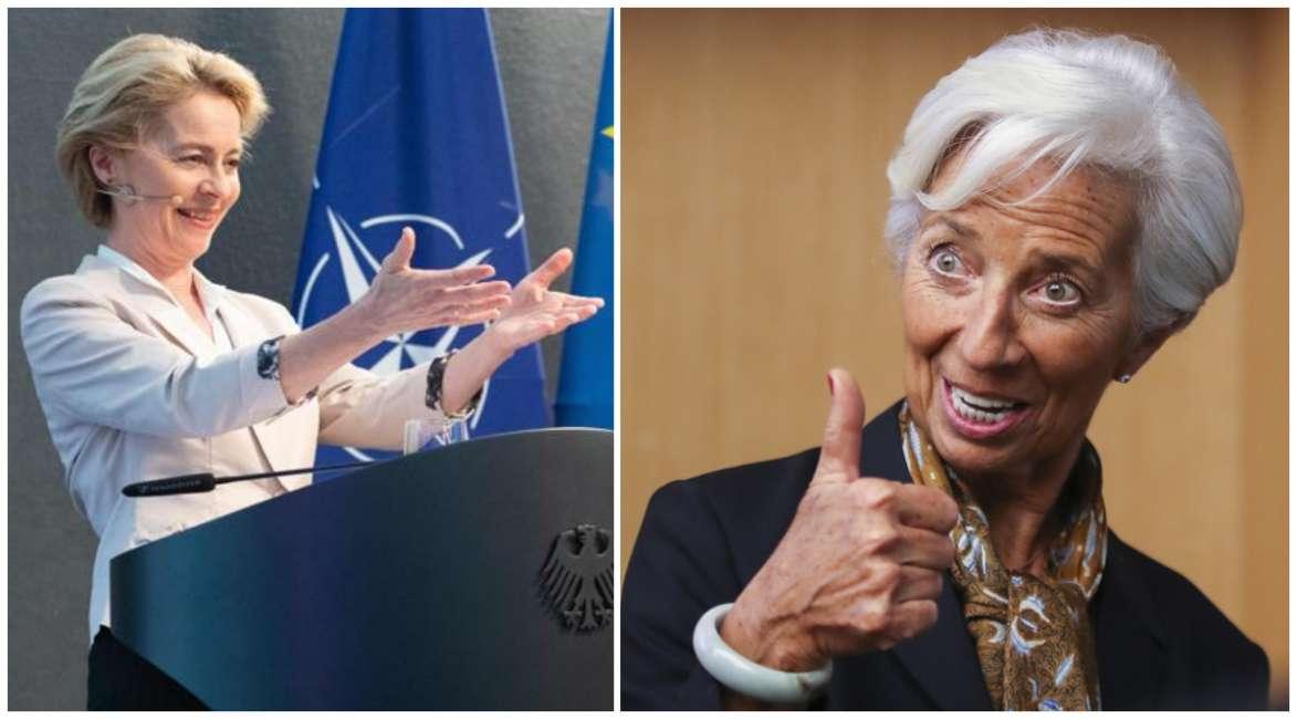Ursula von der Leyen e Christine Lagarde vanno a braccetto con il Gruppo di Bilderberg