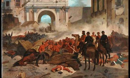 La vera storia dell'impresa del Mille 28/ A Palermo Garibaldi e i suoi picciotti (di mafia) sono spacciati. Li salveranno i traditori del Borbone...