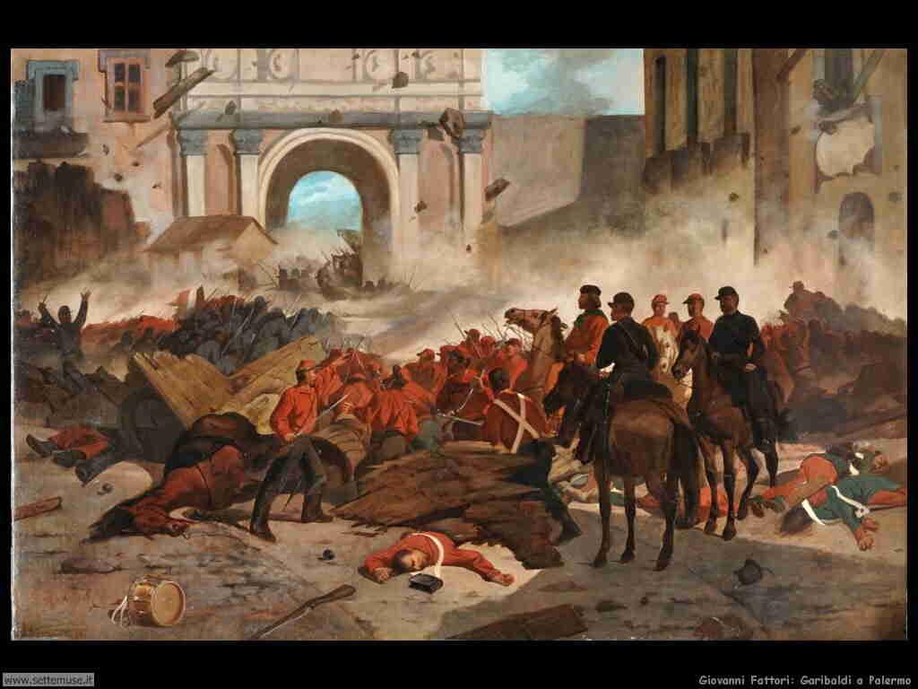 La vera storia dell'impresa del Mille 28/ A Palermo Garibaldi e i suoi picciotti (di mafia) sono spacciati. Li salveranno i traditori del Borbone…