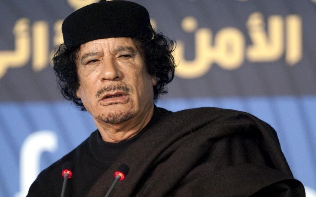 Prima hanno ammazzato Gheddafi e oggi, chi l'ha ammazzato, dice che in Libia c'è il caos…