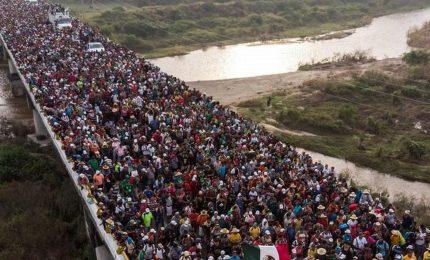 Lega di Salvini più migranti? Servono a creare problemi all'Italia e all'Europa