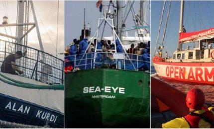 Invece di parlare (e di risolvere) i problemi della Sicilia parliamo di navi ONG/ MATTINALE 332