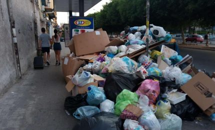 Informazione televisiva: della crisi dei rifiuti di Roma si parla, dei rifiuti di Palermo no. Come mai?/ MATTINALE 333
