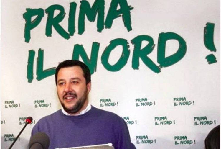 Salvini vuole abbassare gli stipendi ai meridionali: chi al Sud ha votato Lega è d'accordo?