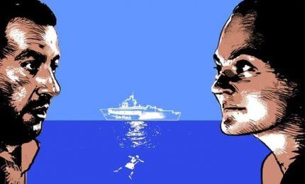 La Sea Watch e il gioco a chi vince e chi perde. E l'umanità che fine ha fatto?