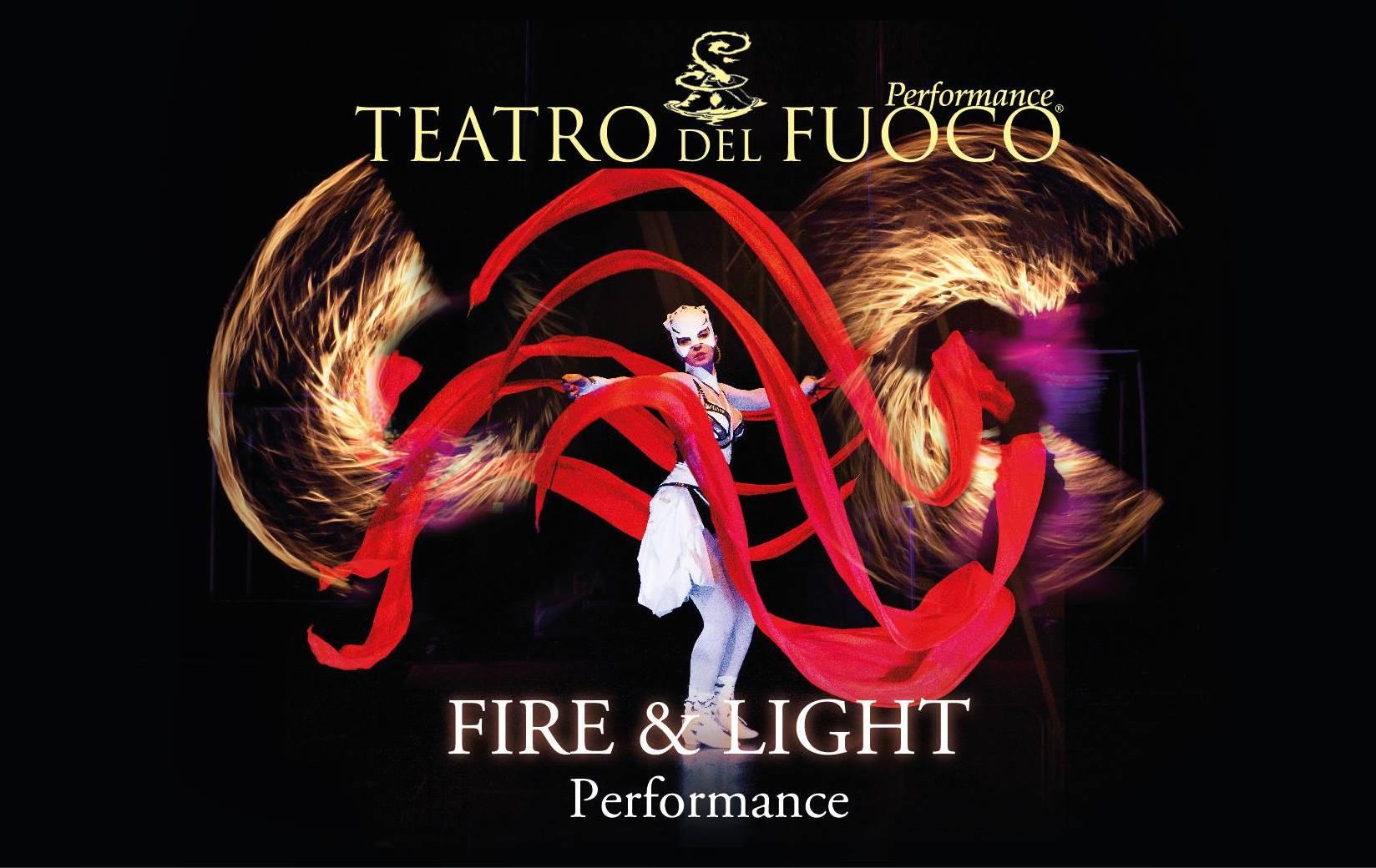 Domani il Teatro del fuoco illuminerà Palermo