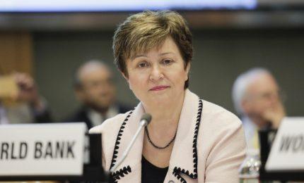 FMI: l'Europa dell'euro candida Kristalina Georgieva. Diego Fusaro ci dice chi è (audio)