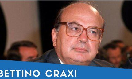 Diego Fusaro ricorda Craxi che denunciava i pericoli, per l'Europa, del patto franco-tedesco