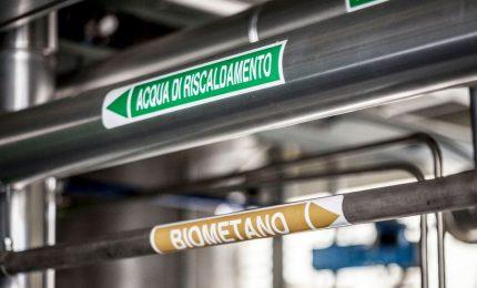 Grotta Rossa: l'impianto di biometano al posto delle pesche e dei vigneti