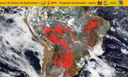 Ma davvero è Bolsonaro il responsabile del fuoco in Amazzonia? E degli incendi in Siberia e in California?