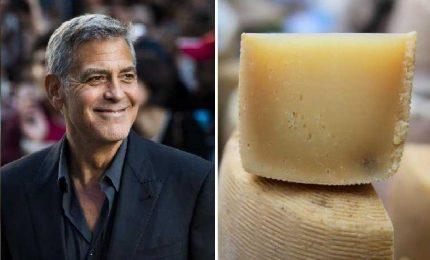 George Clooney pronto a diventare lo sponsor del Pecorino sardo in America!
