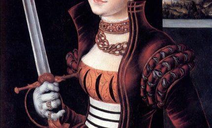 La Giuditta di Cranach? Una teenager viziosa e piuttosto contenta di sé