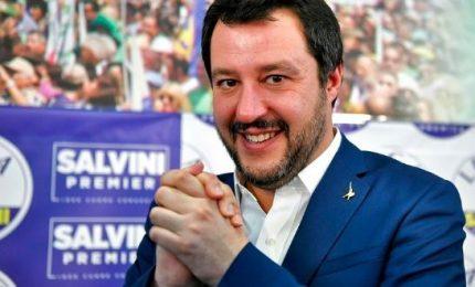 Salvini, l'uomo politico che dice e fa tutto e il contrario di tutto/ POLITICANDO