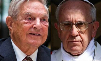 "Papa Francesco e il ""Vangelo secondo Soros"""