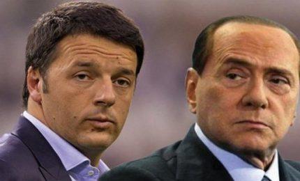 Perché un accordo tra Renzi e Berlusconi avrebbe effetti elettorali dirompenti nel Sud e in Sicilia/ MATTINALE 405