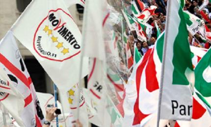Cari grillini, ora l'accordo con il PD alle regionali in Umbria e le autostrade ai Benetton.../ MATTINALE 400