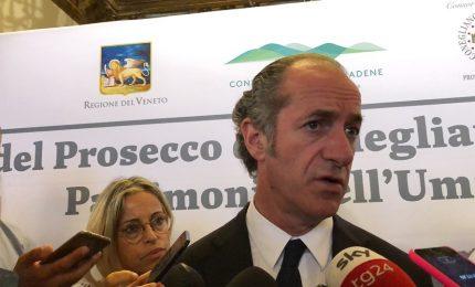 Prosecco veneto: e si scoprì che Luca Zaia lo sta affossando meglio dei Bar CompraSud deVENETizzati...