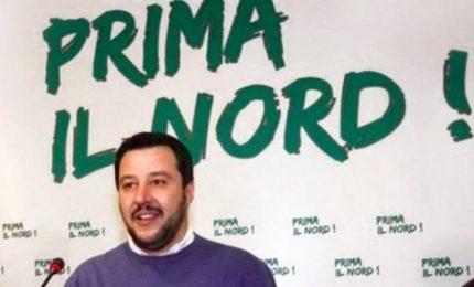 ... e Salvini disse: l'Italia va dal Veneto all'Umbria. E i meridionali che l'hanno votato? Gabbati!