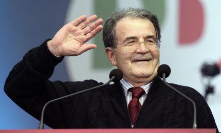 Romano Prodi è molto contento della nascita del Governo tra grillini e PD...