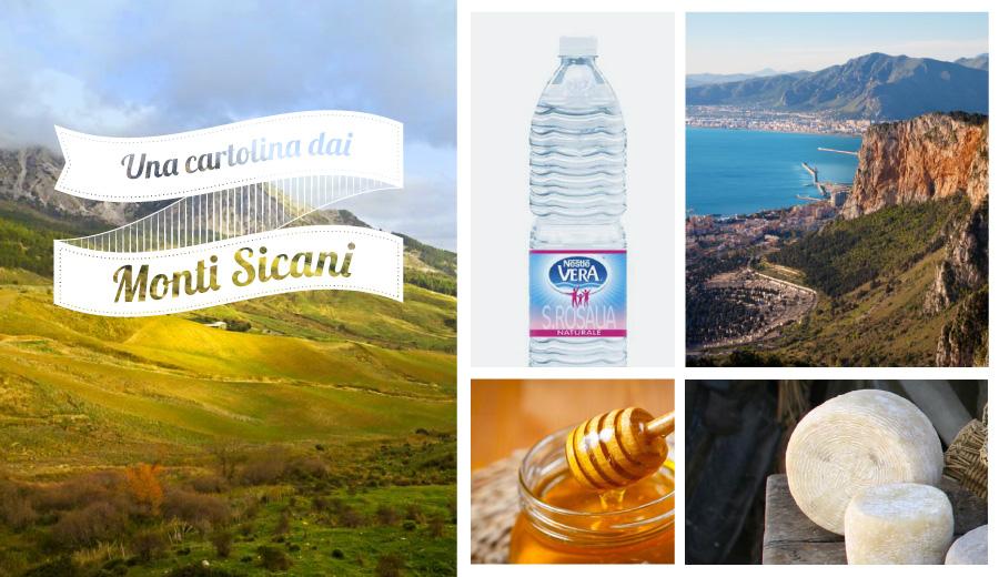 Monti Sicani: così la Nestlè si prese l'acqua dei siciliani per rivenderla agli stessi siciliani!