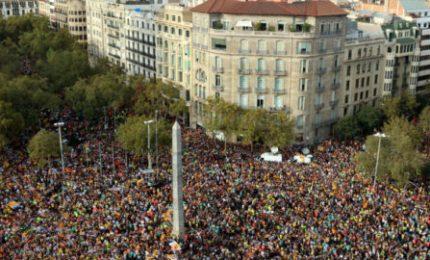 Catalogna: un fiume in piena per la Marcia della Libertà (VIDEO)