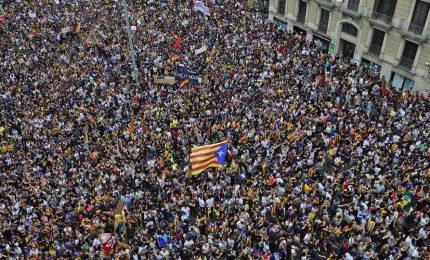 Catalogna, la sentenza politica fa riesplodere le proteste