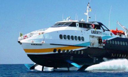 130 milioni di euro per navi e aliscafi da dare ai monopolisti dei mari di Sicilia: è vero o scherzano?