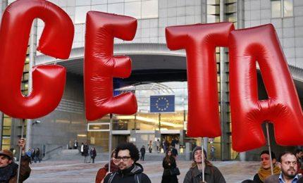 Il PD vuole ratificare il CETA: e sarà il colpo di grazia per l'agricoltura italiana!