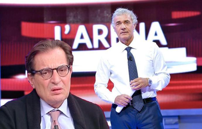 Caro Giletti, lei è solo fazioso, altro che amore per la Sicilia!