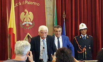 Sabrina Figuccia: Giulio Tantillo vuole entrare a far parte della Giunta Orlando?
