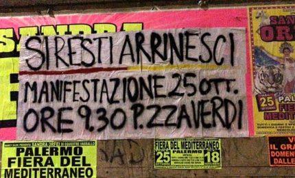 """""""Non vado via, amo la mia terra"""": grande manifestazione a Palermo contro l'emigrazione dal Sud/ MATTINALE 437"""