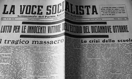 Lunedì 19 ottobre a Palermo il ricordo di Gaetano Balistreri ferito 75 anni fa nella Strage del pane