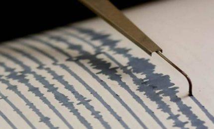 Scossa di terremoto nel Catanese con epicentro a Milo