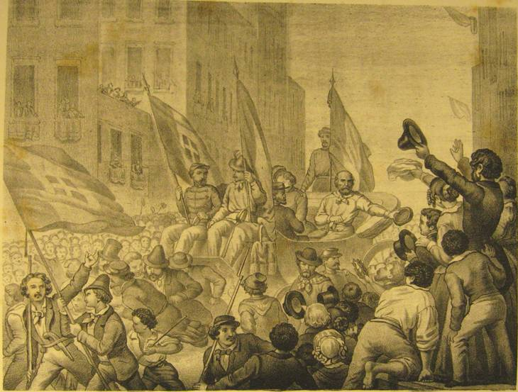 La vera storia dell'impresa dei Mille 42/ E così i generali felloni borbonici regalarono Messina a Garibaldi!