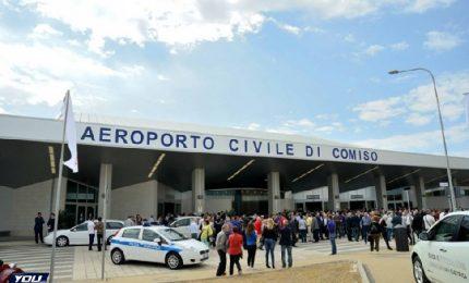 """Nello Musumeci sull'aeroporto di Comiso: """"La quota pubblica è essenziale"""""""