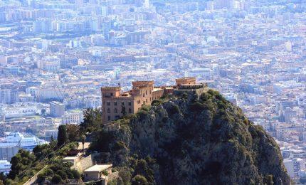 Palermo e il Castello Utveggio: i palermitani l'abbandonano e i catanesi lo salvano